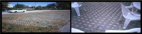 Examples of Permeable Pavers